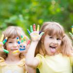 Pacote do feriado das crianças